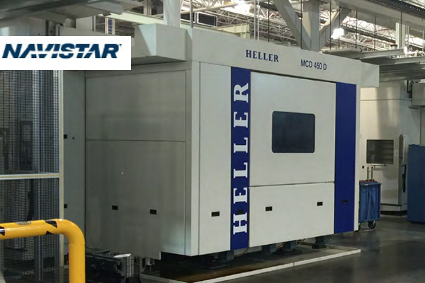 Used Heller Flexible Machining System For Sale - heller2